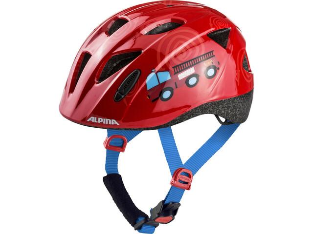 Alpina Ximo Helmet Barn firefighter